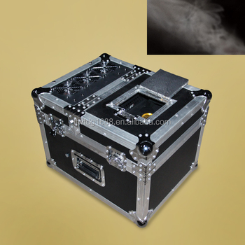 STAGE LAZER 600W DJ DUAL FOG HAZE MACHINE