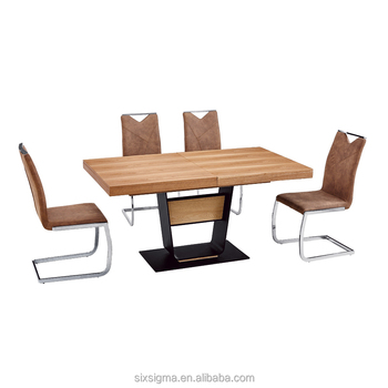 Walnoot Houten Eettafel.Moderne Mode Walnoot Fineer Houten Eettafel Eettafel Set Buy Walnoot Fineer Eettafel Eettafel Set Houten Eettafel Product On Alibaba Com