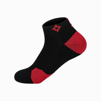 Cheap wholesale socks   young boy  teen tube socks compression black sports ankle socks