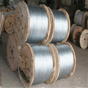 High quality 6*19 galvanized steel wire rope 18mm 16mm