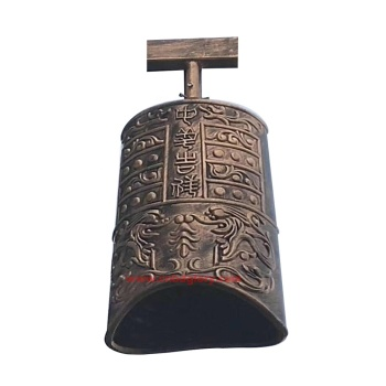 Best Selling Metal Casting Art Antique Brass Bell