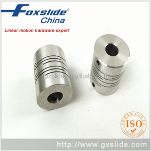 Low Price Splined Couplings Rotex coupling with Clamp type