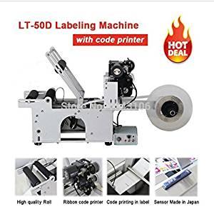 Semi automatic Labeling Machine,drugs bottle,medicine bottle labeling machine with date printer,printing labeling machine