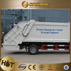 2017 New type Swing Arm Garbage truck Hermetic Garbage Truck