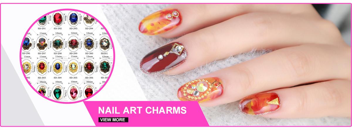 Yiwu Shandie Jewelry Factory Nail Art Decoration Nail Art Design
