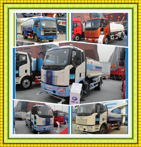 CLW Mobile Water tanker Truck 10000l to 15000l Water Bowser sprinkler tank truck good price sale
