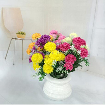Wholesale cheap artificial flowers bouquet silk yellow ball wholesale cheap artificial flowers bouquet silk yellow ball chrysanthemum flowers mightylinksfo