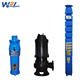 5hp 15hp 20hp 25hp 30hp 40hp Electric Submersible Pump Price Deep Well Water Pump