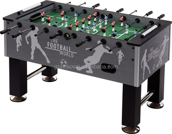 Best Seller Indoor Football Games Big 5 Foosball Table,english Soccer Tables