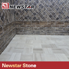 China White Wood Marble with Wood Grain Marble