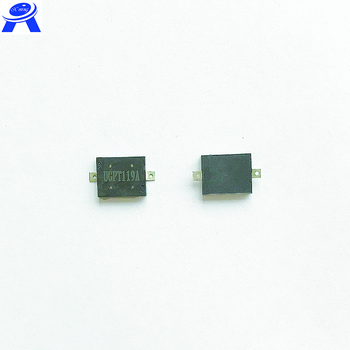 Stock Free Sample 11*9*1.7MM 5V Piezo Buzzer SMD