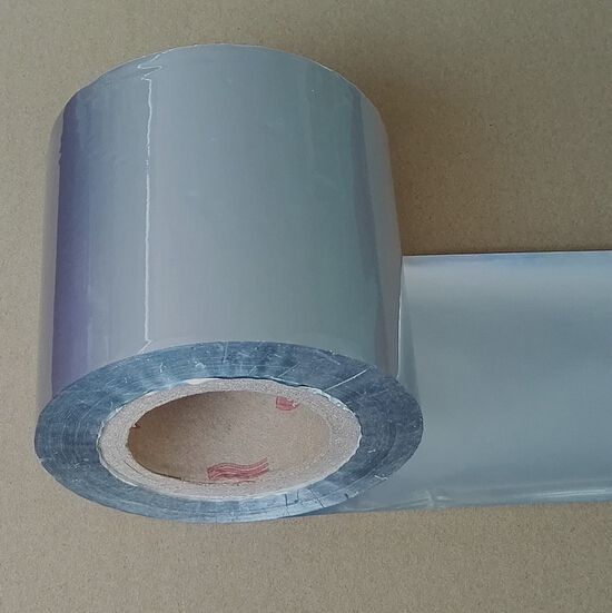 aluminum foil laminated pvc clear plastic food packing film roll