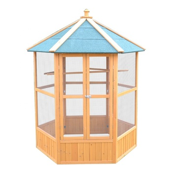 Wholesale Cheap Water Proof DIY large outdoor bird wooden cage wooden pet cage,wooden pigeon cage,make wooden bird cage designs