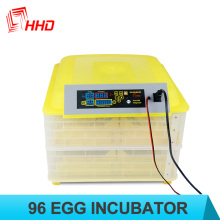 Mini 96 chicken egg incubator for sale philippines Digital Auto Tuner Poultry Bird Quail Hatcher