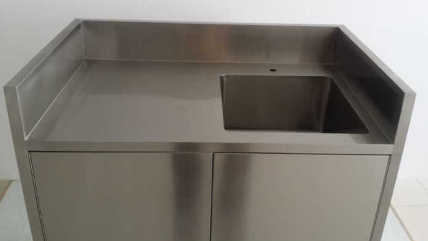 Commercial Stainless Steel Ready Made Cheap Kitchen Sink