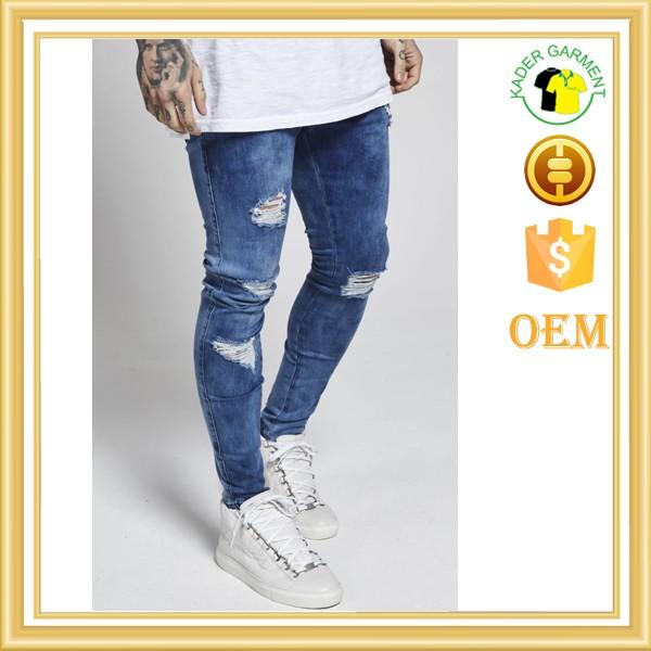 Pantalones Vaqueros Rasgados Para Hombre Color Azul Oscuro 2017 Buy Jeans Para Hombre 2017 Pantalones Vaqueros Pantalones Vaqueros Rasgados Para Hombre Product On Alibaba Com