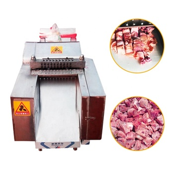 Automatic Chicken Cutting Machine Chicken Cutter Meat Cutting Machine for chicken&duck&fish