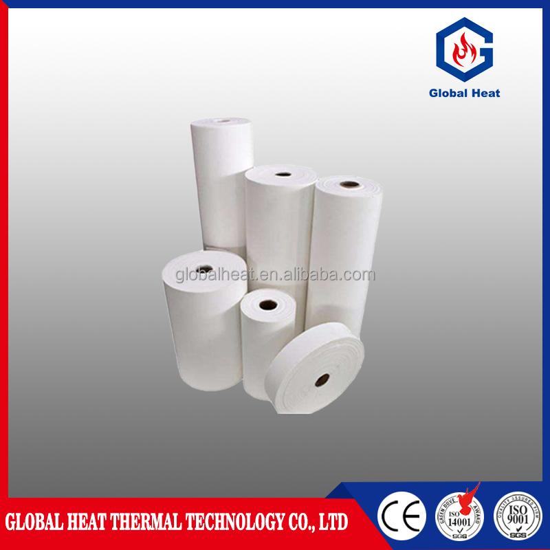 Zibo aislamiento t rmico a prueba de fuego papel de fibra - Papel aislante termico ...