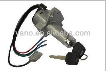 High Performance Gn125 4 Wire Ignition Key Switch For Motorcycle ...
