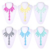 Food-safe Sassy Mom Wear Chew Bead Jewelry Soothe Wholesale Nursing Pendant Silicone Baby Teething Necklaces