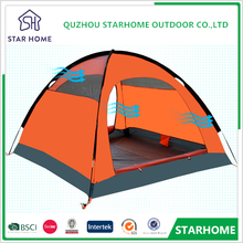 Pole Material Fiberglass ultra light tent outdoor beach camping leisure tent with carry bag quick beach tent