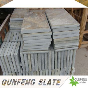 Naturl Rusty Slate Stone Stairs Tread Outdoor Step Covering