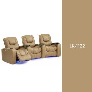 LK-1122 Home Theater Seating Lazy Boy Chair Recliner Cinema Chair