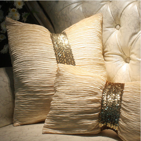 S&V European Luxury fashion decorative throw pillows ...
