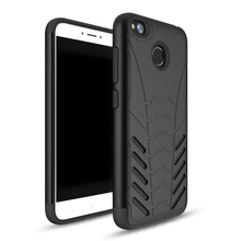 Shockproof tpu pc hybrid armor cover case for xiaomi redmi 4x,for xiaomi redmi 4 cover case,for xiaomi redmi 4 (4X) case