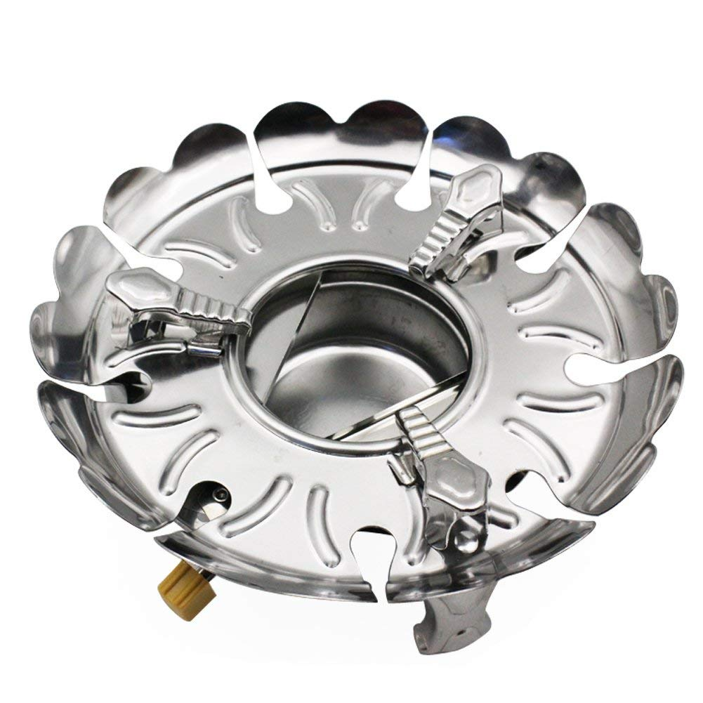 Portable Alcohol Camping Stove for Outdoor Camping, Hiking, Backpacking,Picnic, Outdoor the buffet furnace,Hotel