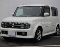 Cube Compact Car Japanese Used Car - Buy Cube,Compact Car,Japanese ...