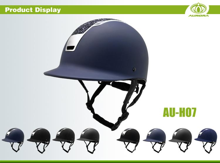 Shop for AU-H07 German Quality Horse Riding Helmets 11