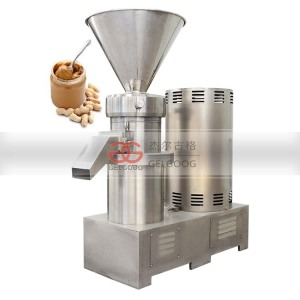 JMS-130 Industrial Automatic  Colloid Mill Peanut Butter Making Machine