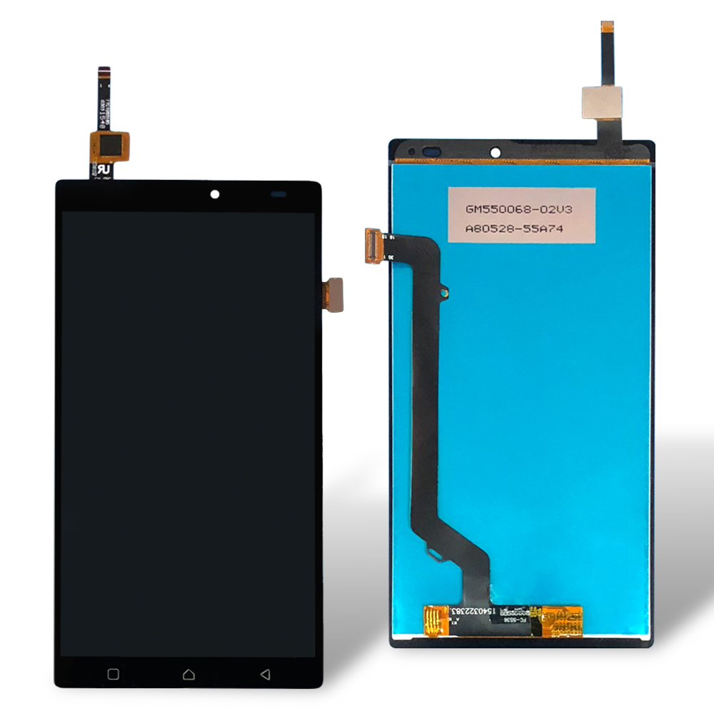 A7010 Mobile Phone Replacement LCD Display with Touch Panel Digitizer for Lenovo K4 Note Display фото