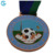 Custom Soft Enamel Football Award Metal Sport Medal