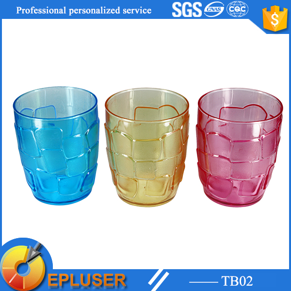 9oz plastic beer cup PC cup plastic tumbler shot cup for drink