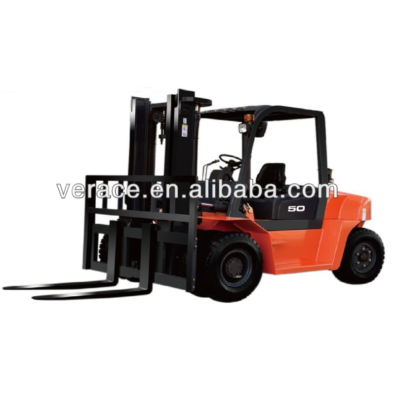 FD70 7T Heavy Duty New Container Forklift Truck With CE