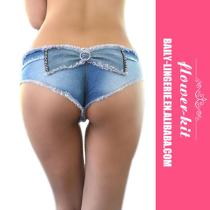2016 new model lady sexy panties seamless panties jeans printed low rise boyshorts underwear sexy underwear