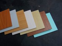Laminated mdf board with size 1220*2800mm