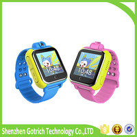Fashion wholesale gps phone tracking device waterproof 3G kids tracker watch q50