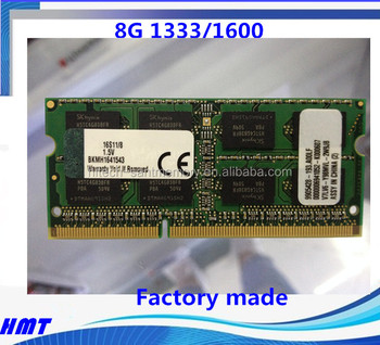 Brand And Model Number Cpu 8gb Ddr3 Ram For Laptop Price 1333/1600mhz - Buy  Laptop Ddr3 8gb Ram,Ddr3 8g Laptop Memory,Sodimm 8g 1333mhz Product on