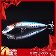 China fishing supplies 125mm 19.7g floating hard minnow fishing lures for saltwater