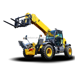 17m Telescopic Handler 13.5 ton Forklift machine XC6-4517 with long boom