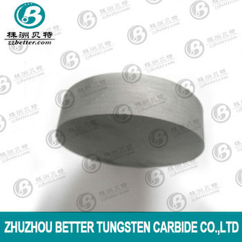Dia 150mm tungsten carbide round die blanks