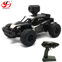2,4 ghz 4WD High Speed RC Off-Road Auto WiFi FPV 480 p Kamera Gebürstet APP Control <span class=keywords><strong>fernbedienung</strong></span> spielzeug <span class=keywords><strong>Lkw</strong></span> 20 km/std