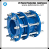 ISO 2531 Ductile Iron Dismantling Joints Potable Water Pipeline Works Use