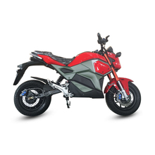 2000W Brushless Adult Electric Scooter 2 Wheels Electric Motorcycle