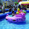 Popular Star bumper boats for water parks/water bumper boat for kids /motor boats