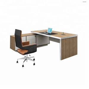 Newest design of executive desk boss office table
