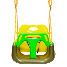 Brand high quality hot sale promotion amusement kids toys swing toddler plastic swings for children